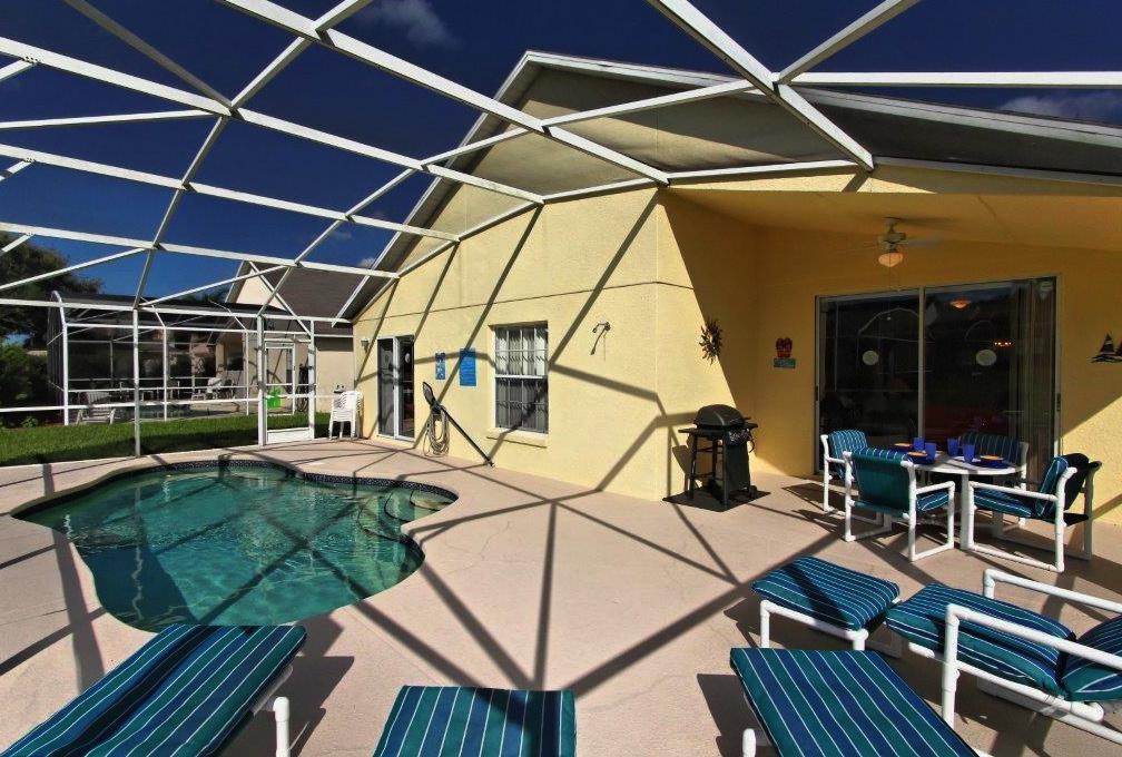 Villa Star Lake View Paradies In Orlando, Nach Süden Ausgerichteter Pool, 4  Schlafzimmer, Wlan Und Telefon Weltweit Gratis