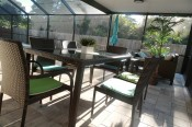 Ferienhaus Florida mit großer Terrasse - Vacationrental Florida with large Pooldeck