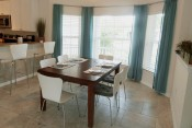 Essplatz in Ihrer Ferienvilla in Venice, Florida - Dining table with seats for 6 Vacation Home Venice, Florida