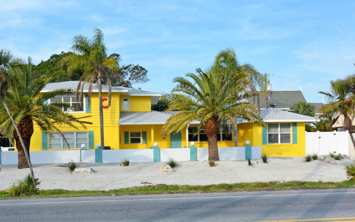 Ferienhaus anna maria island 12926 u2013 strandnaher bungalow mit pool
