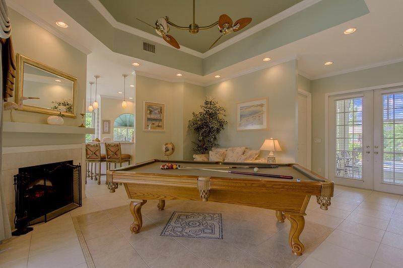 villa cape coral 12230 tolles haus mit billard kamin am breiten tequila canal ohne schleuse. Black Bedroom Furniture Sets. Home Design Ideas