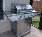 Ein Outdoor Grill im Ferienhaus Florida - A barbecue grill at your vacation home in Florida