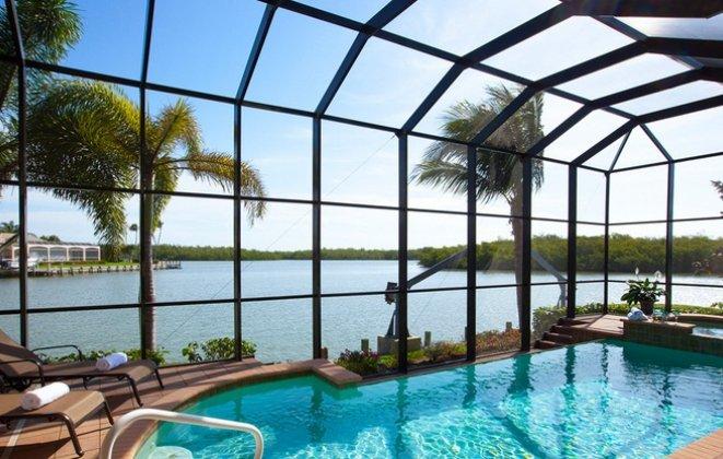 luxuri se ferienvilla auf marco island mit direktem zugang zum golf von mexiko f r bis zu 10. Black Bedroom Furniture Sets. Home Design Ideas